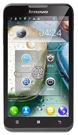 Замена дисплея, экрана Lenovo A590